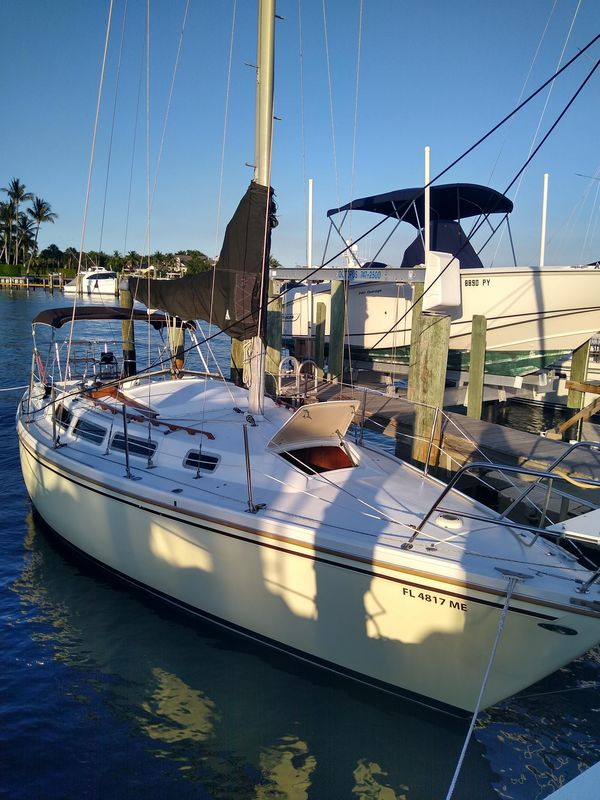 Used Catalina 30 TR Racer and Cruiser Sailboat For Sale