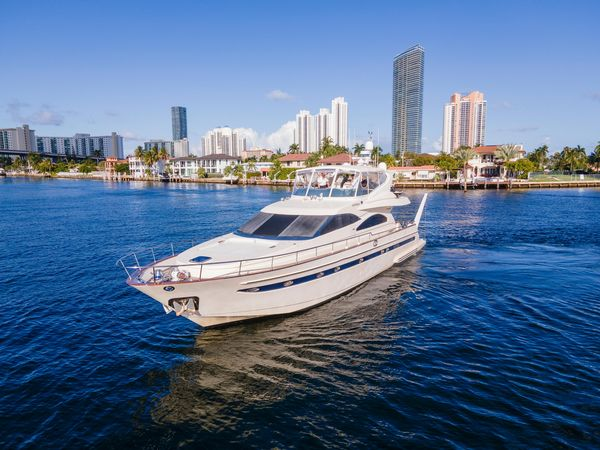Used Astondoa 72 GLX Motor Yacht For Sale
