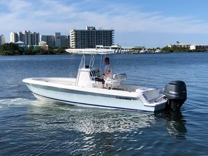 Used Contender 24 Center Console Fishing Boat For Sale