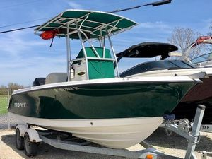 Used Bayliner TROPHY 2103 CC Center Console Fishing Boat For Sale