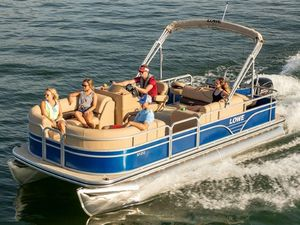 New Lowe SF212 Pontoon Boat For Sale