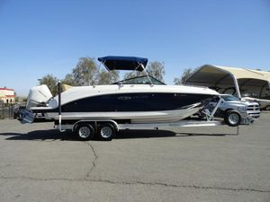 Used Sea Ray SDX 250 Outboard Deck Boat For Sale