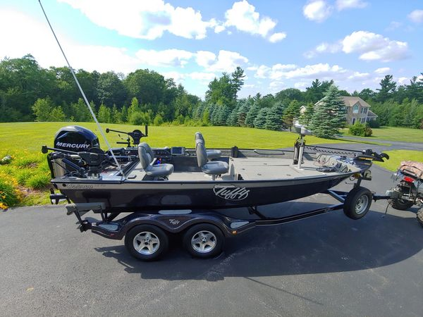 Used Tuffy 1890 OSPREY Ski and Fish Boat For Sale