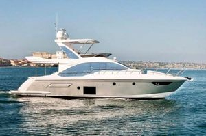 Used Azimut 54 Fly Motor Yacht For Sale