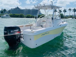 Used Pro Line 24 Cruiser Boat For Sale