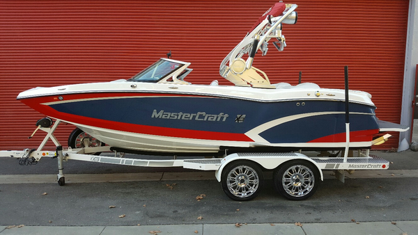 Used Mastercraft X20 Unspecified Boat For Sale
