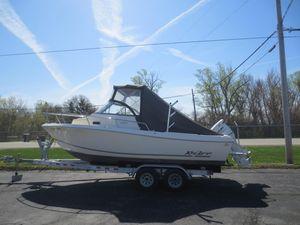 Used Key Largo 2100 WA Walkaround Fishing Boat For Sale