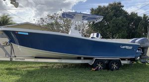 Used Mako 261 Center Console Freshwater Fishing Boat For Sale