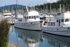 New Nordic Tugs 54 Trawler Boat For Sale