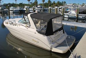 Used Rinker 342 Fiesta Vee Cruiser Boat For Sale