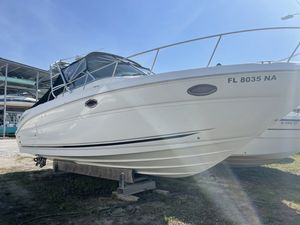 Used Sea Ray 290 AJ Saltwater Fishing Boat For Sale