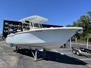 Used Key West 263 FS Saltwater Fishing Boat For Sale