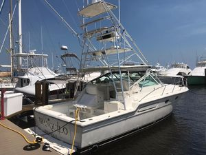 Used Tiara Yachts 37 Open with Tower Sports Fishing Boat For Sale