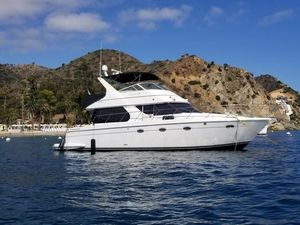 Used Carver Voyager Pilothouse 450 Motor Yacht For Sale