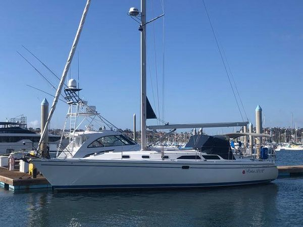 Used Catalina 42 MK II Racer and Cruiser Sailboat For Sale