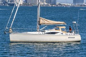 Used Pacific Seacraft Saga 409S Racer and Cruiser Sailboat For Sale