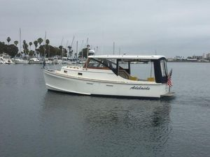 Used Cape Dory Open Fisherman Commercial Boat For Sale