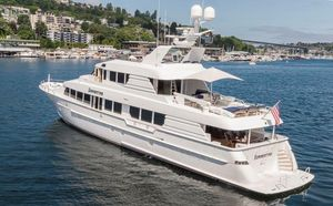 Used Hatteras 116 Motoryacht Mega Yacht For Sale