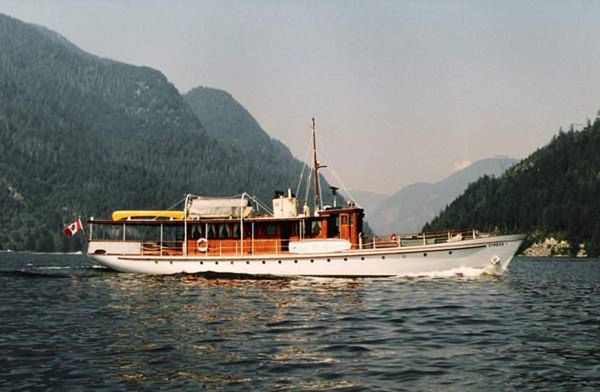 Used Thornycroft Motor Yacht For Sale
