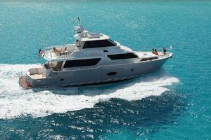 Used Horizon V74 Mega Yacht For Sale