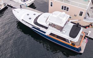 Used Knight & Carver Trawler Boat For Sale
