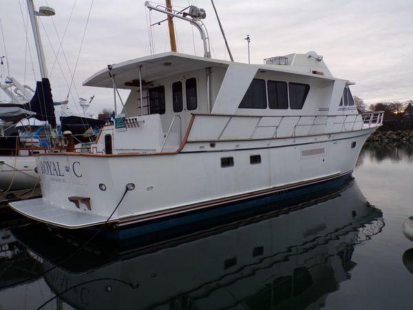 Used Defever POC Motoryacht Motor Yacht For Sale