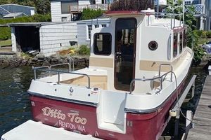 Used Ranger R 25 SC Tug Boat For Sale