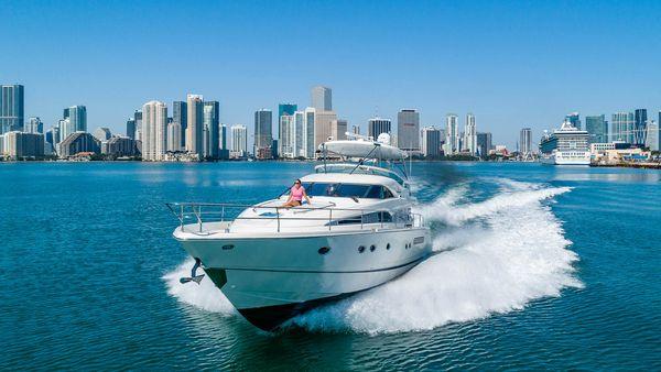 Used Fairline 62 Flybridge Motor Yacht For Sale