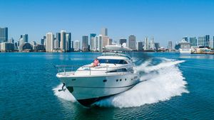 Used Fairline 62 Flybridge Motor Yacht For Sale