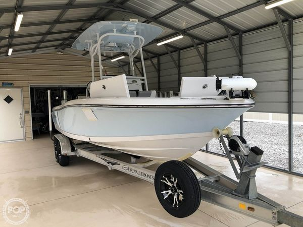 Used Crevalle 23 Bay Boat For Sale