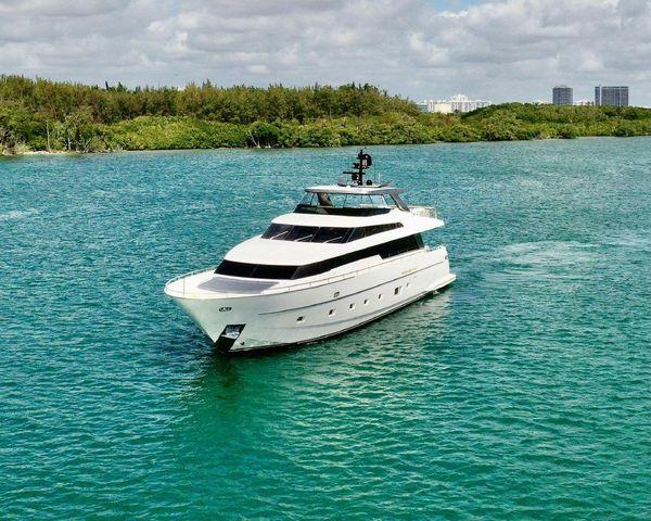 Used Sanlorenzo SL94 Motor Yacht For Sale