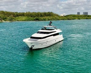 Used Sanlorenzo SL94 Motor Yacht For Sale