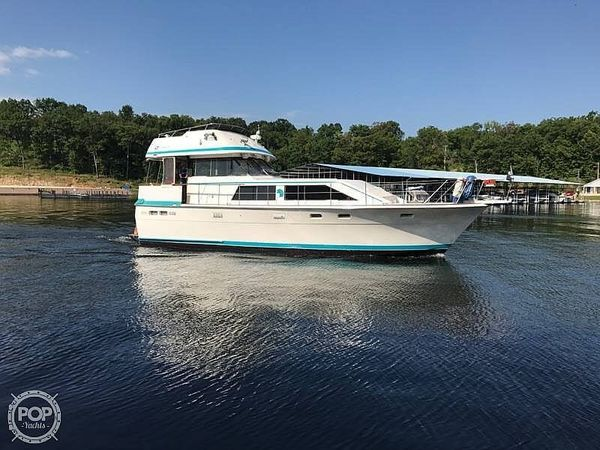Used Trojan F-44 Aft Cabin Boat For Sale