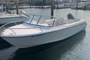 Used Edgewater 205 EX Cuddy Cabin Boat For Sale