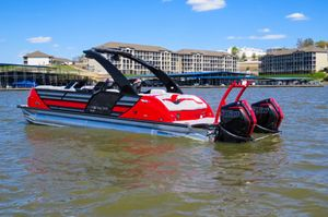 New Trifecta 25SPORT C9 DC 3.0+ Pontoon Boat For Sale