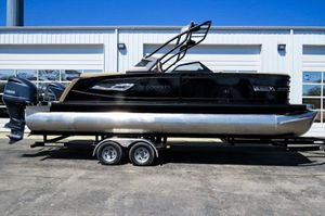 New Godfrey Pontoons AP 256 SBC Pontoon Boat For Sale