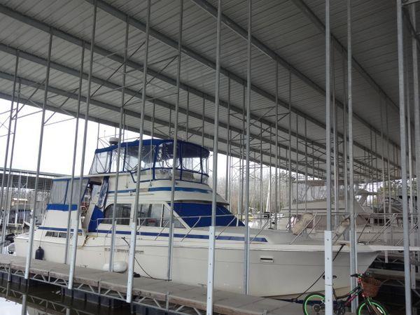 New Chris Craft Yacht Fisherman Flybridge Boat For Sale