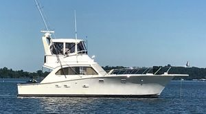 Used Post Sportfish Flybridge Boat For Sale