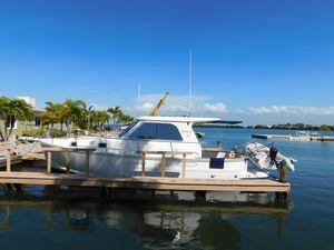 Used Sciallino S30 Tug Boat For Sale