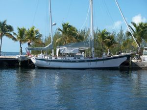 Used Durbeck Center Cockpit Ketch Sailboat For Sale