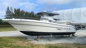 Used Century 2003 32FT Center Console Center Console Fishing Boat For Sale