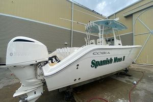 Used Cobia 301 CC Center Console Fishing Boat For Sale