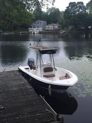 Used Tidewater 198 CC Adventure Saltwater Fishing Boat For Sale