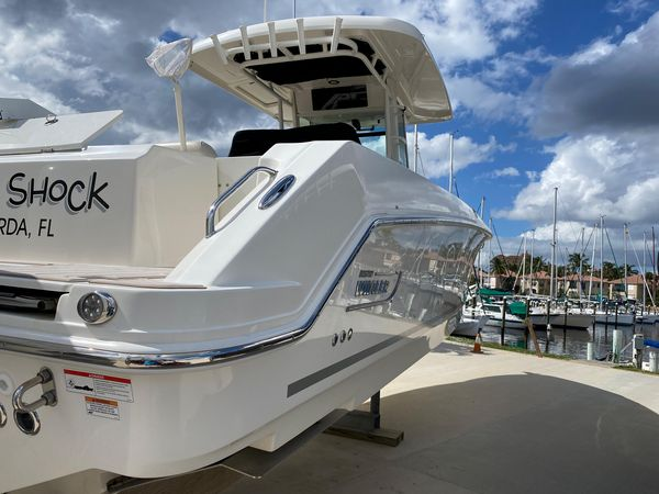 Used Boston Whaler 330 Outrage Saltwater Fishing Boat For Sale