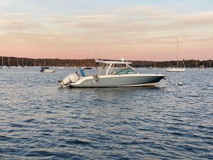 Used Boston Whaler 320 Vantage Saltwater Fishing Boat For Sale
