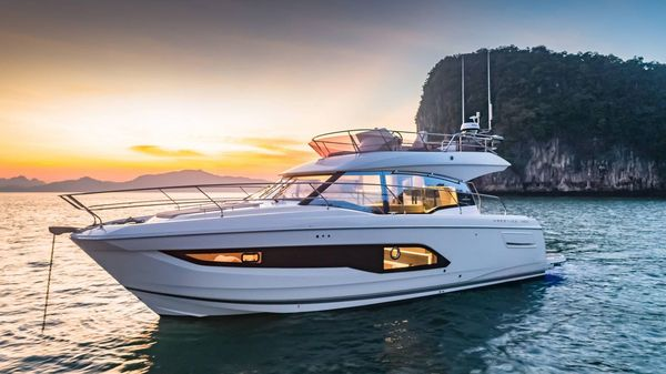 Used Prestige 420 Fly Cruiser Boat For Sale