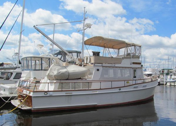 Used Grand Banks 42 Classic Trawler Boat For Sale