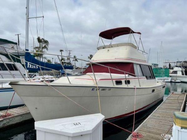 Used Bayliner Explorer Motor Yacht For Sale