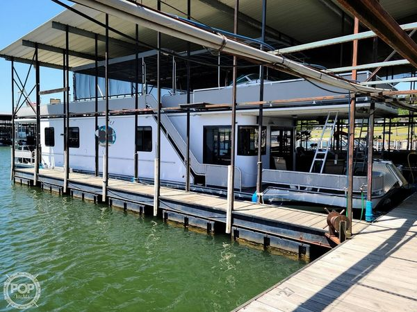 Used Sumerset 6514 House Boat For Sale