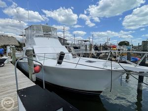Used Post 43 Sports Fishing Boat For Sale